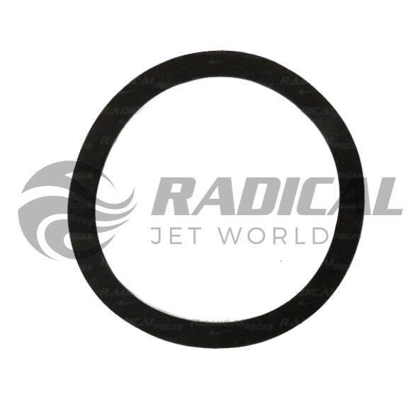 Anel Vedação Saída Água Bomba Porão Jet Ski Sea Doo LRV/SPEEDSTER/SPORTSTER/CHALLENGER  - Radical Peças - Peças para Jet Ski