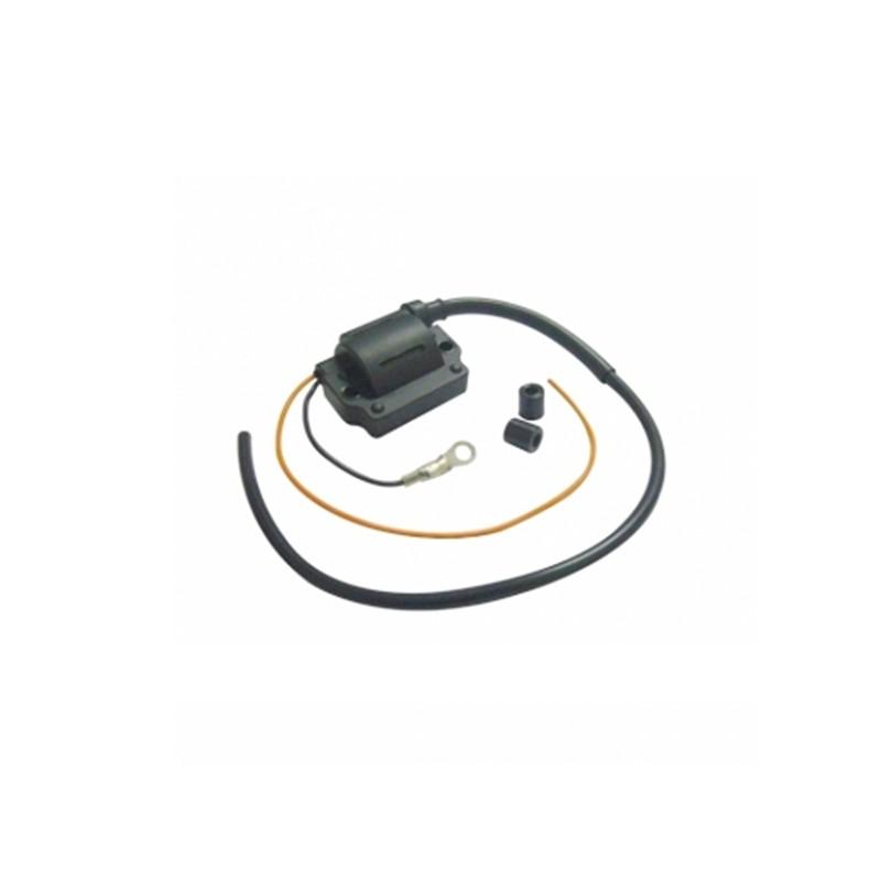 Bobina de ignição Universal com 50cm de cabo de alta tensão   - Radical Peças - Peças para Jet Ski