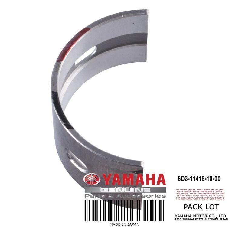 Bronzina Vira Yamaha Jet Ski  VX (Marrom)+  - Radical Peças - Peças para Jet Ski