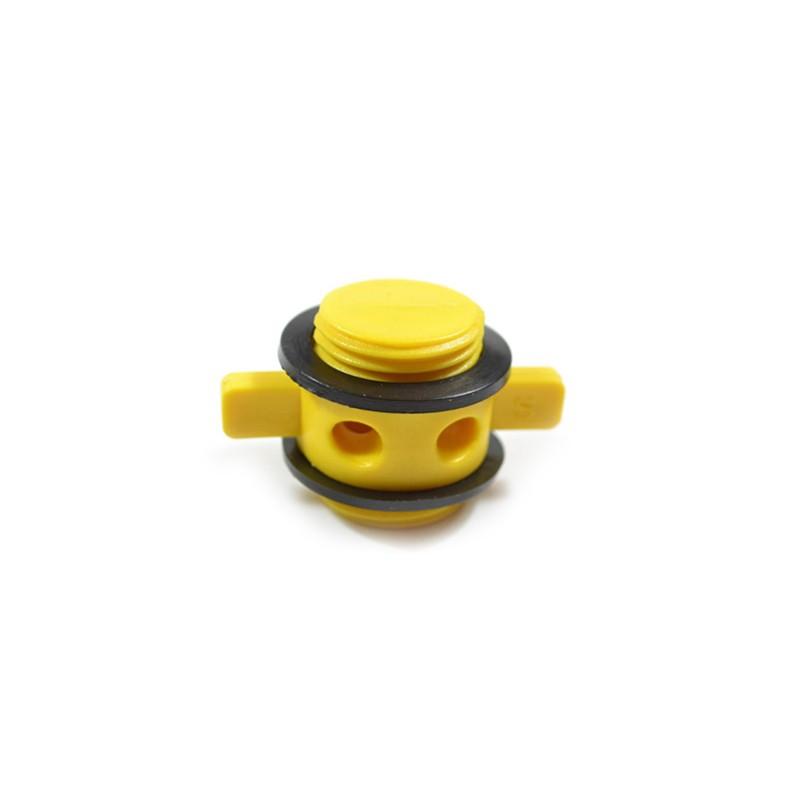 Bujão para Viveiro Amarelo+  - Radical Peças - Peças para Jet Ski