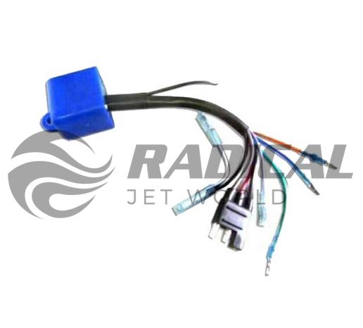 Caixa de Ignição para Motor de Popa Suzuki 2 cilindros 40hp  - Radical Peças - Peças para Jet Ski