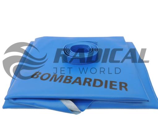 Capa de Banco Jet Ski Sea Doo GTI 03/04 Azul  - Radical Peças - Peças para Jet Ski