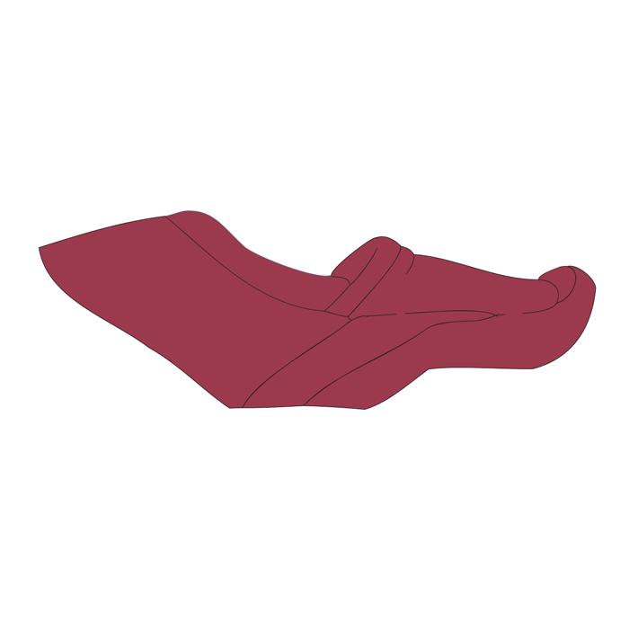 Capa de Banco Jet Ski Sea Doo GTI 4 2009 TEC Vermelha  - Radical Peças - Peças para Jet Ski