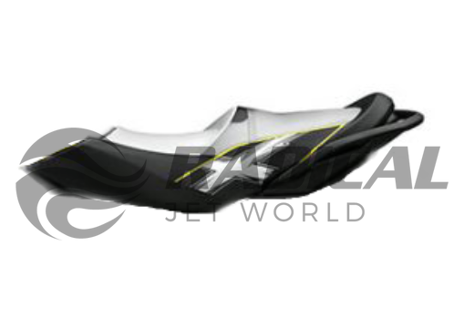 Capa de Banco Jet Ski Sea Doo RXT-X 260 ano 2012/2013 Amarela  - Radical Peças - Peças para Jet Ski
