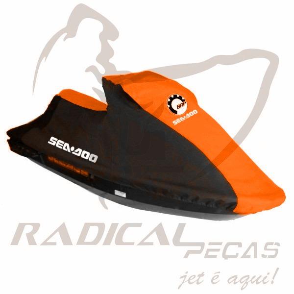 Capa para Jet Ski Sea Doo (Todos os Modelos)  - Radical Peças - Peças para Jet Ski