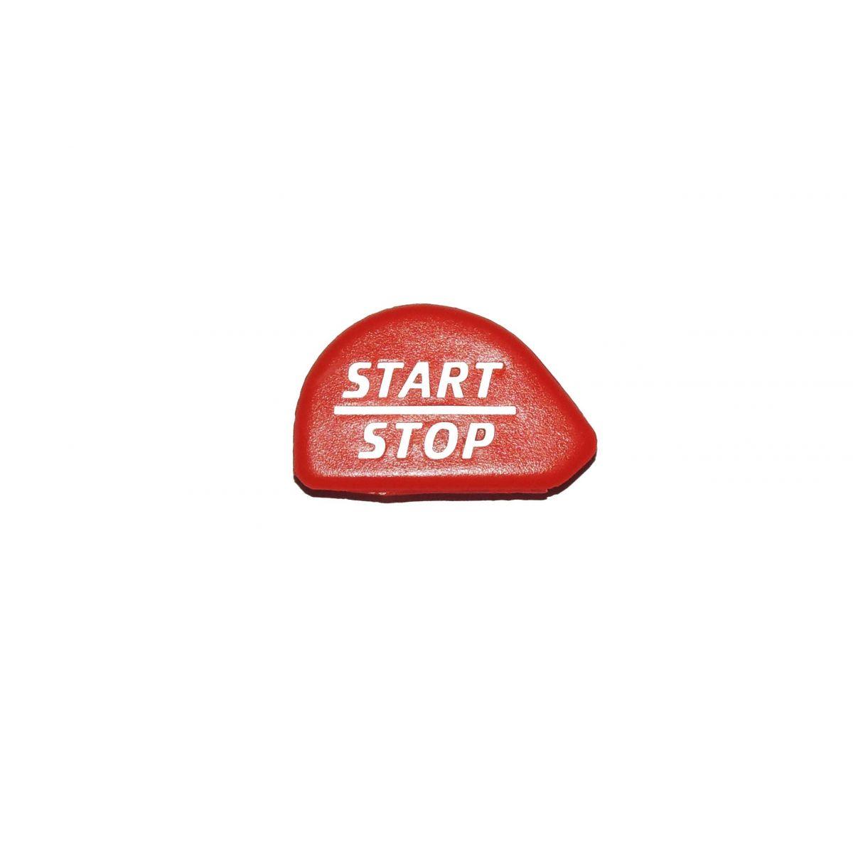 Capa para Botão Start Stop Jet Ski Sea Doo 4 TEC Original (Triângulo) 278001713  - Radical Peças - Peças para Jet Ski