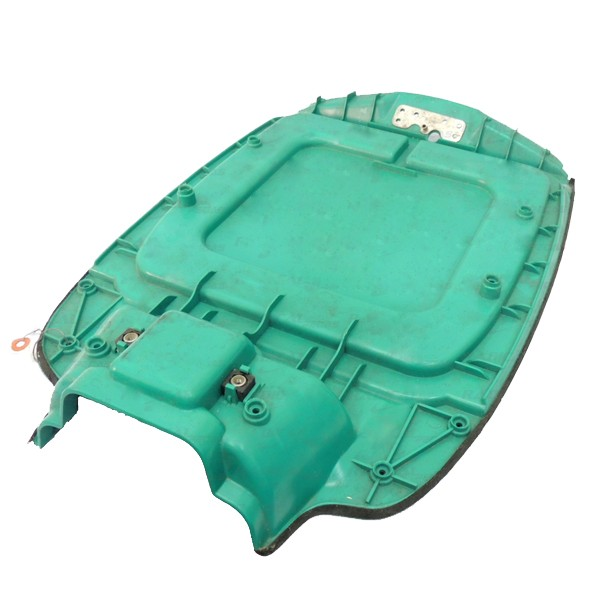 Carenagem Frontal Inferior para Jet Ski Sea Doo SP 96 Verde*  - Radical Peças - Peças para Jet Ski