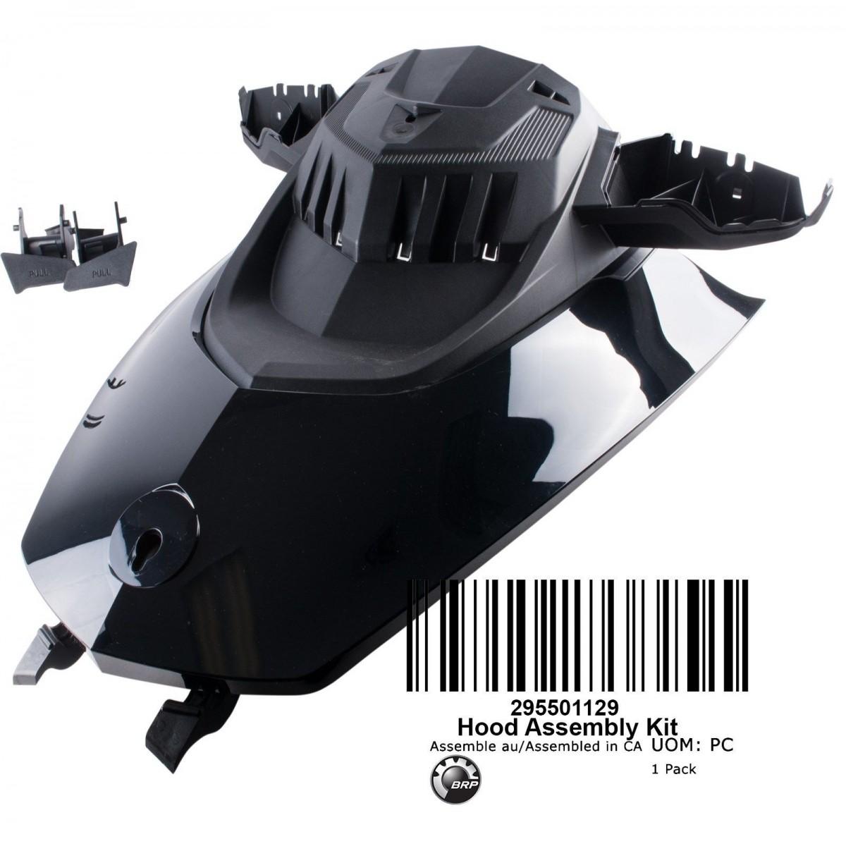 Carenagem Frontal Sea Doo RXTX 260 2011*  - Radical Peças - Peças para Jet Ski