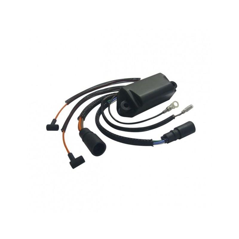 CDI CD2 SL 2 Cilindros C/Limitador de giro e Sensor de temperatura 18 à 50HP  - Radical Peças - Peças para Jet Ski