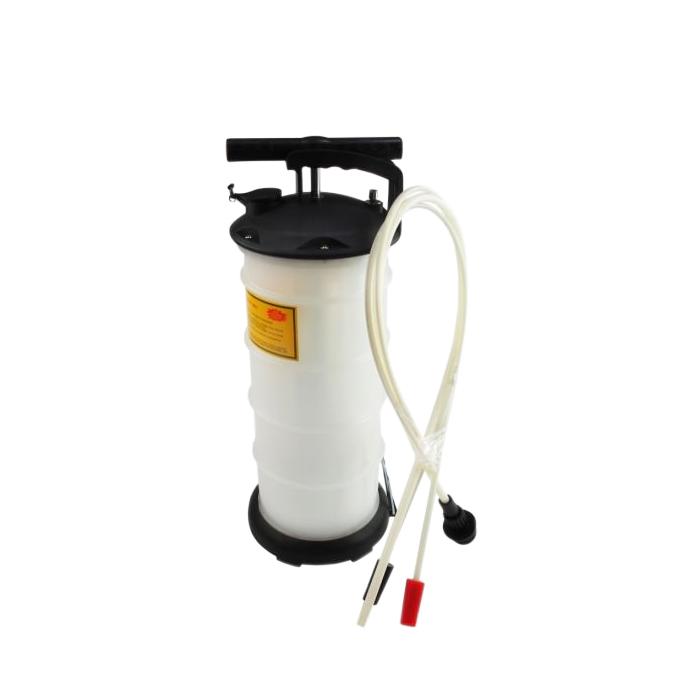 Bomba de Sucção para Extração de Óleo 4 Litros Manual  - Radical Peças - Peças para Jet Ski