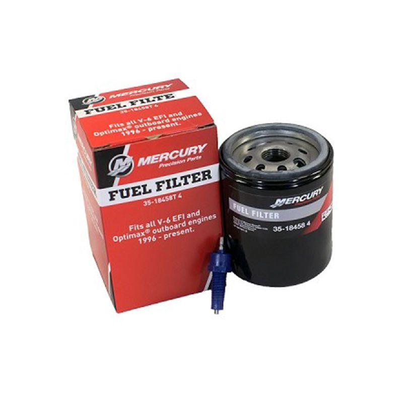 Filtro de Combustível V-6 EFI - Optmax Kit 35+  - Radical Peças - Peças para Jet Ski