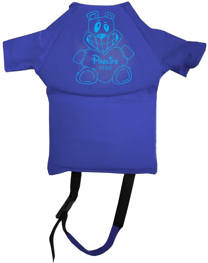 Flutuador Infantil Azul Marinho Proteção UV UPF50 +  - Radical Peças - Peças para Jet Ski