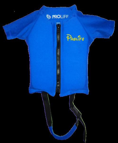 Flutuador Infantil Azul Royal Proteção UV UPF50 +  - Radical Peças - Peças para Jet Ski