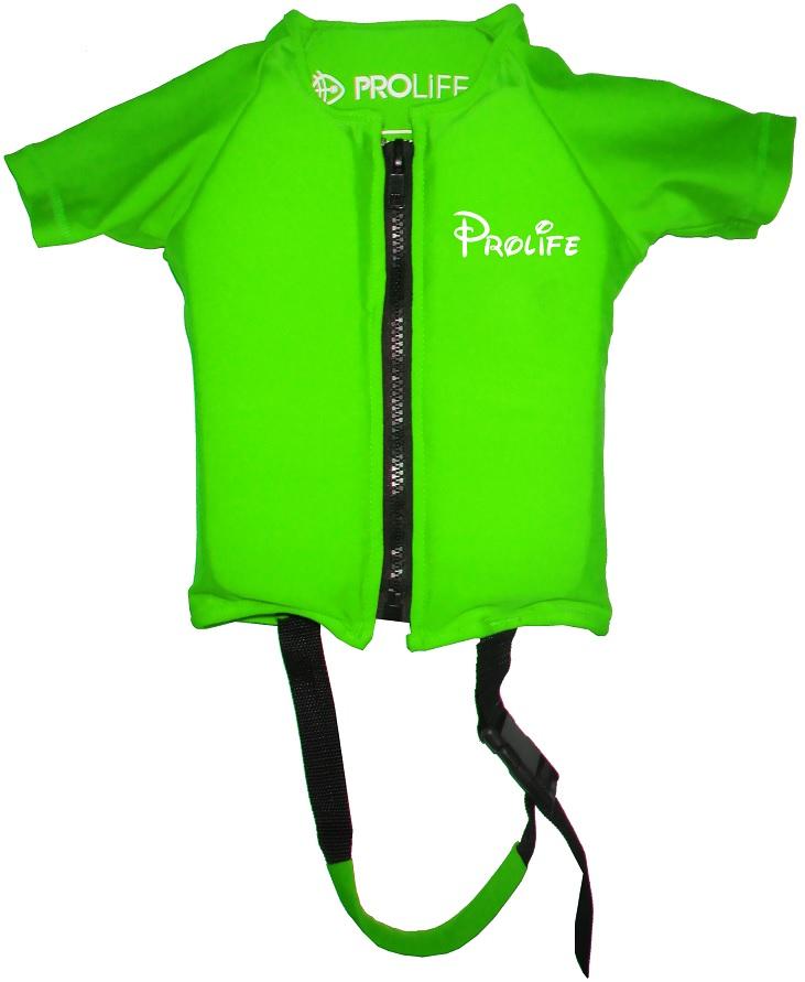 Flutuador Infantil Verde Proteção UV UPF50 +  - Radical Peças - Peças para Jet Ski