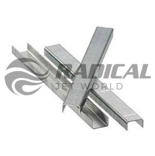 Grampo De Inox Para Capas De Banco Jet Ski ( 300pçs) 80/6+  - Radical Peças - Peças para Jet Ski
