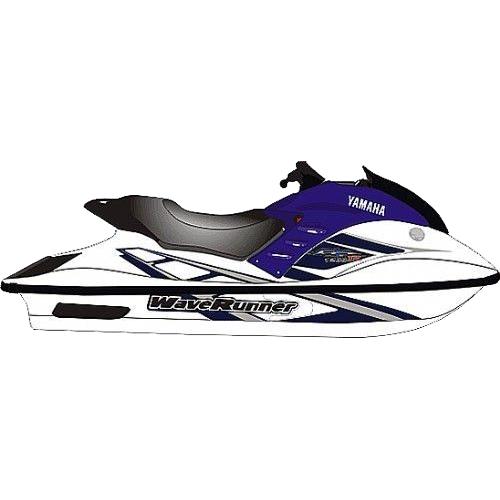 Kit Adesivo Jet Ski Yamaha GP 1200R 2001  - Radical Peças - Peças para Jet Ski