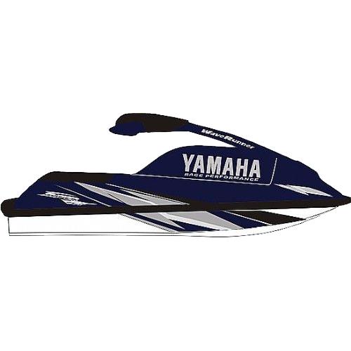 Kit Adesivo Jet Ski Yamaha Super Jet 2002 e 2003  - Radical Peças - Peças para Jet Ski