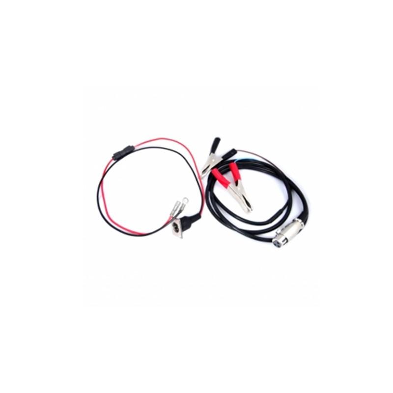 Kit de Cabos de conexão entre o motor e a bateria para Jet Boat+  - Radical Peças - Peças para Jet Ski