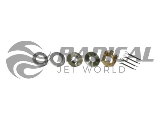 Kit Peças Solas para Hélice Yamaha 100 a 300 HP+  - Radical Peças - Peças para Jet Ski