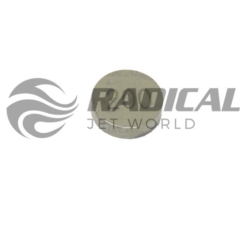 Pastilha Válvula para Jet Ski Yamaha VX/FX 2mm  - Radical Peças - Peças para Jet Ski