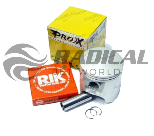 Pistão ProX para Jet Ski Yamaha GP 760/1200  - Radical Peças - Peças para Jet Ski