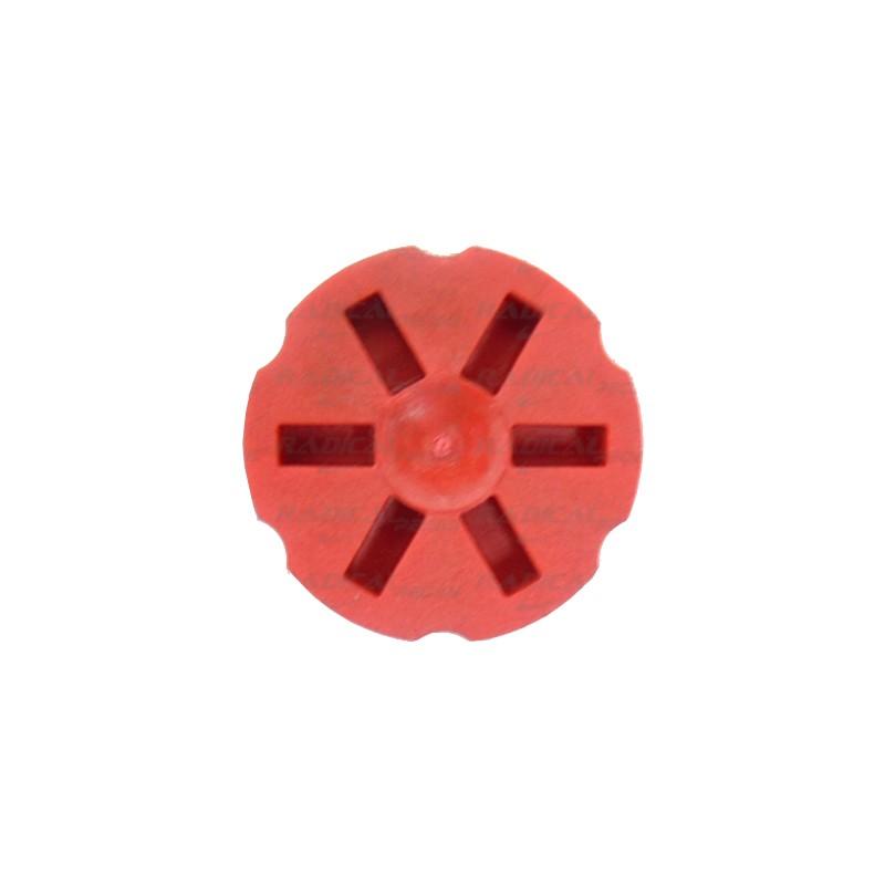 Plug Válvula Rave Vermelho para Jet Ski Sea Doo8*  - Radical Peças - Peças para Jet Ski