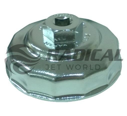 Saca filtro para Jet Ski Yamaha VXR/FX 1.8/FX/SHO+  - Radical Peças - Peças para Jet Ski