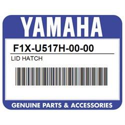 Tampa Porta Documento para Jet Ski Yamaha FX 07  - Radical Peças - Peças para Jet Ski