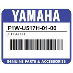 Tampa Porta Documento para Jet Ski Yamaha SHO/HO  - Radical Peças - Peças para Jet Ski