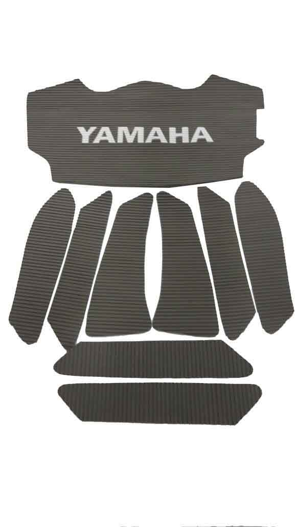 Kit de Tapetes para Jet Ski Yamaha Vx Deluxe 2011/2012  - Radical Peças - Peças para Jet Ski