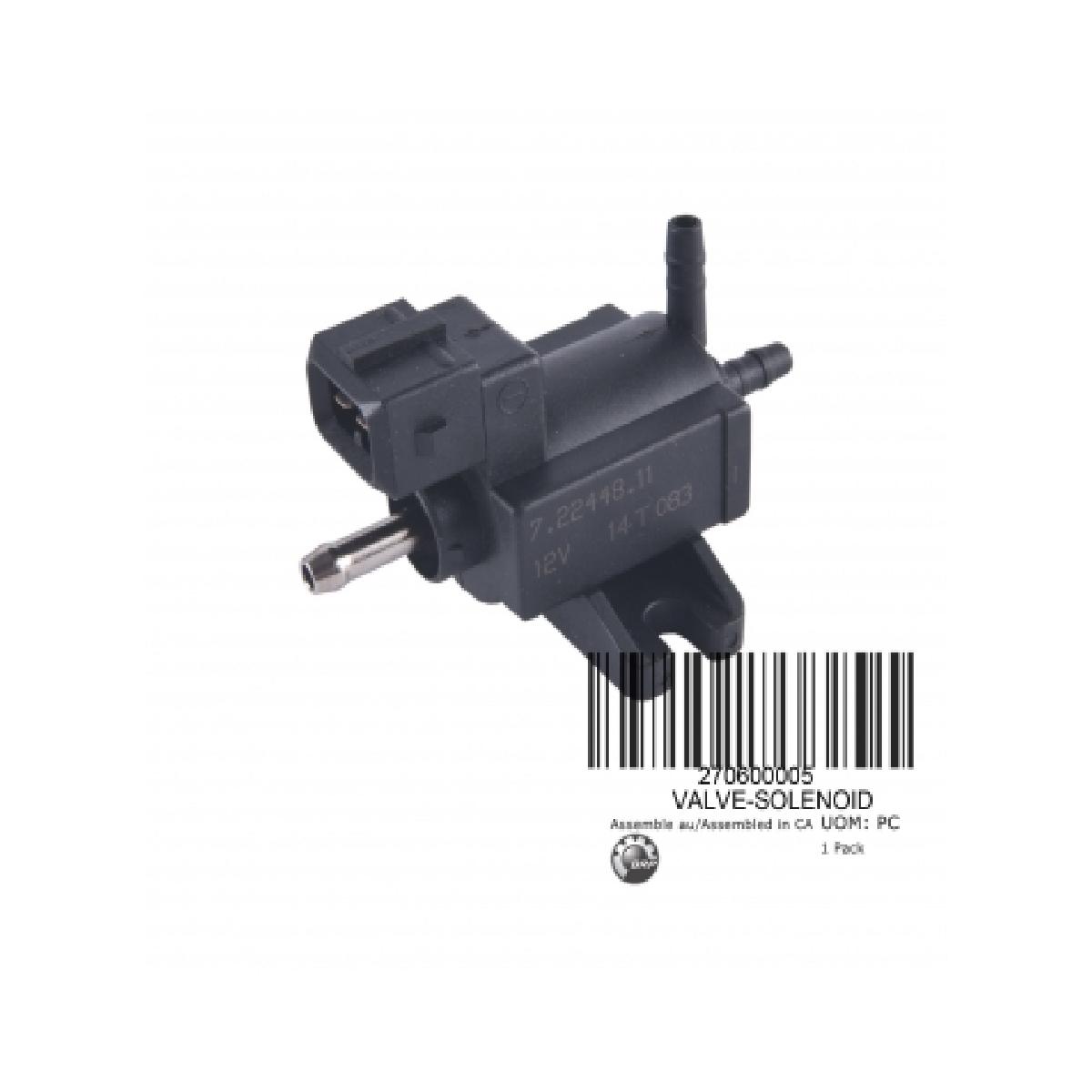 Válvula Solenoide para Jet Ski Sea Doo GSX/GTI/GTX  - Radical Peças - Peças para Jet Ski