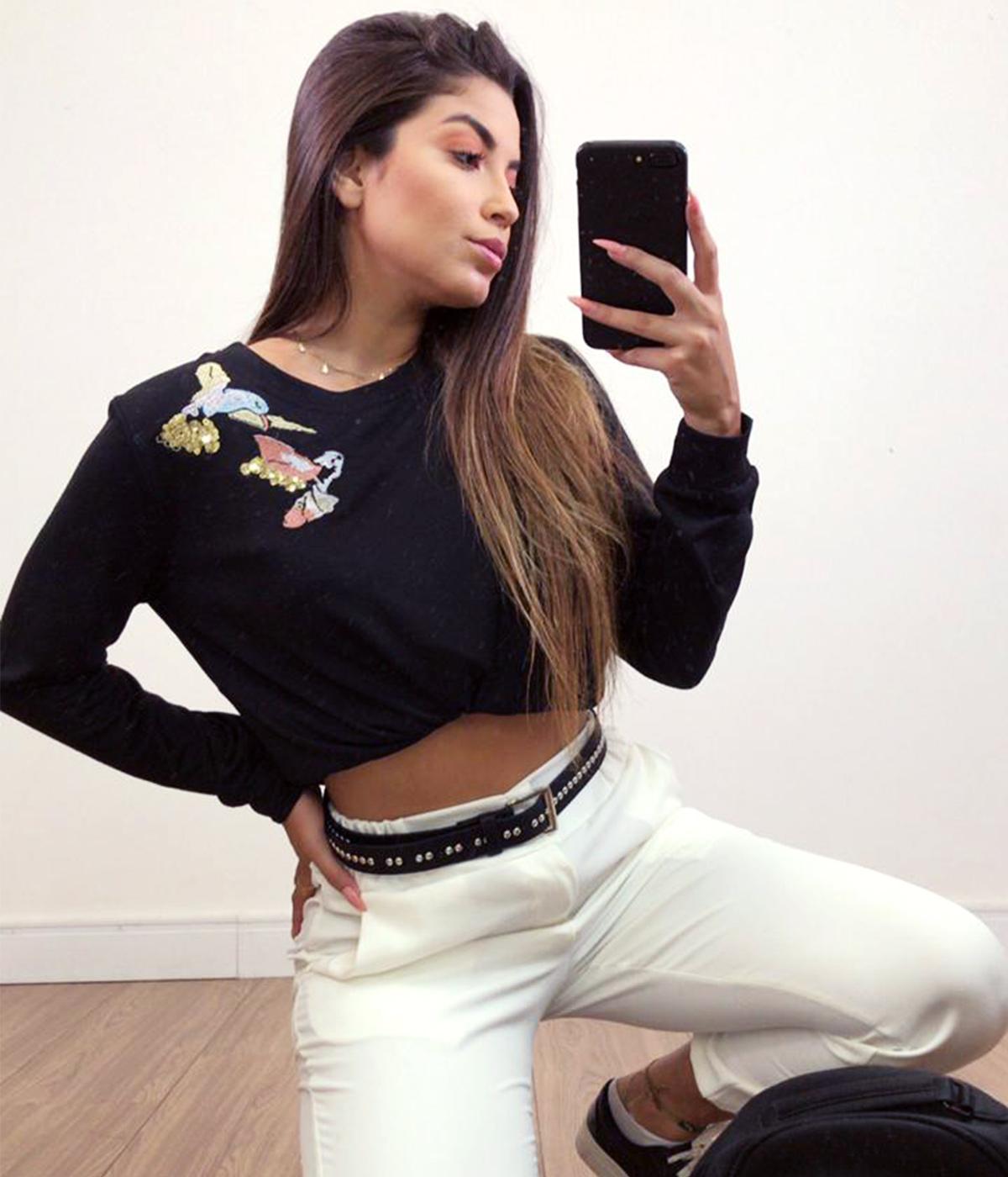 Blusa Alexia