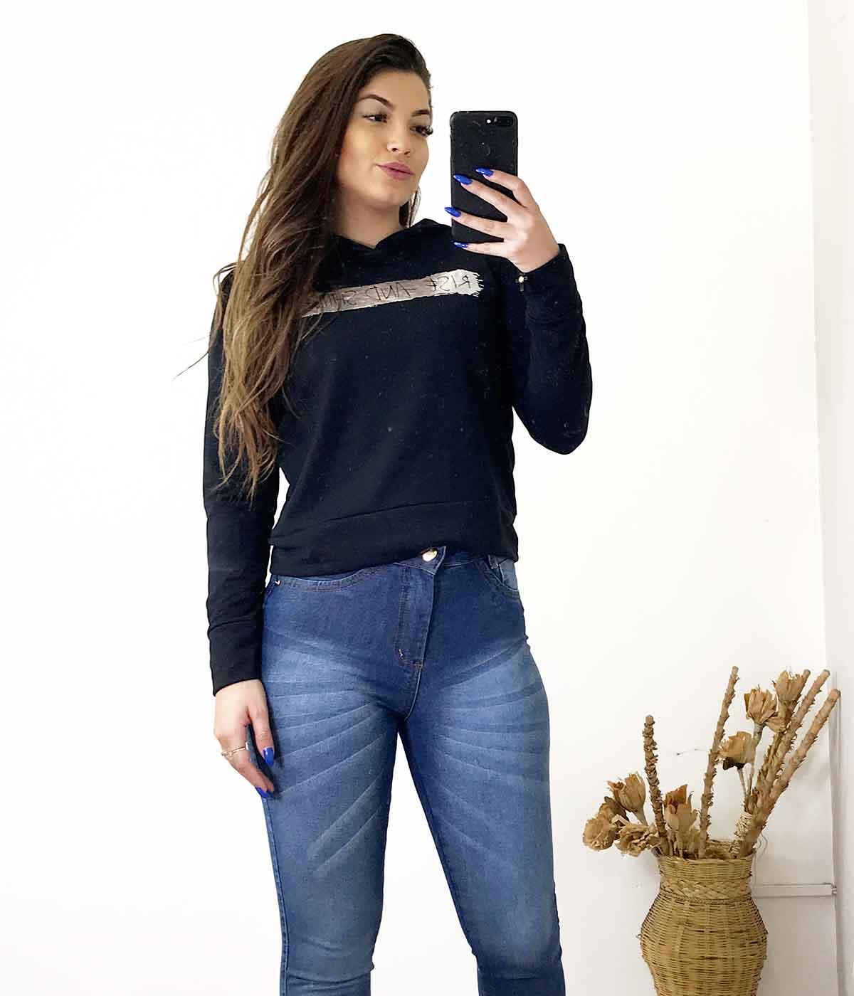 Blusa Carolina