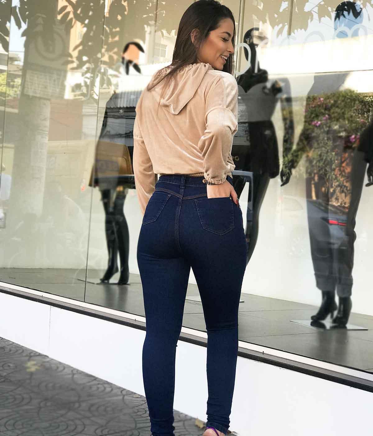 Calça Jeans College