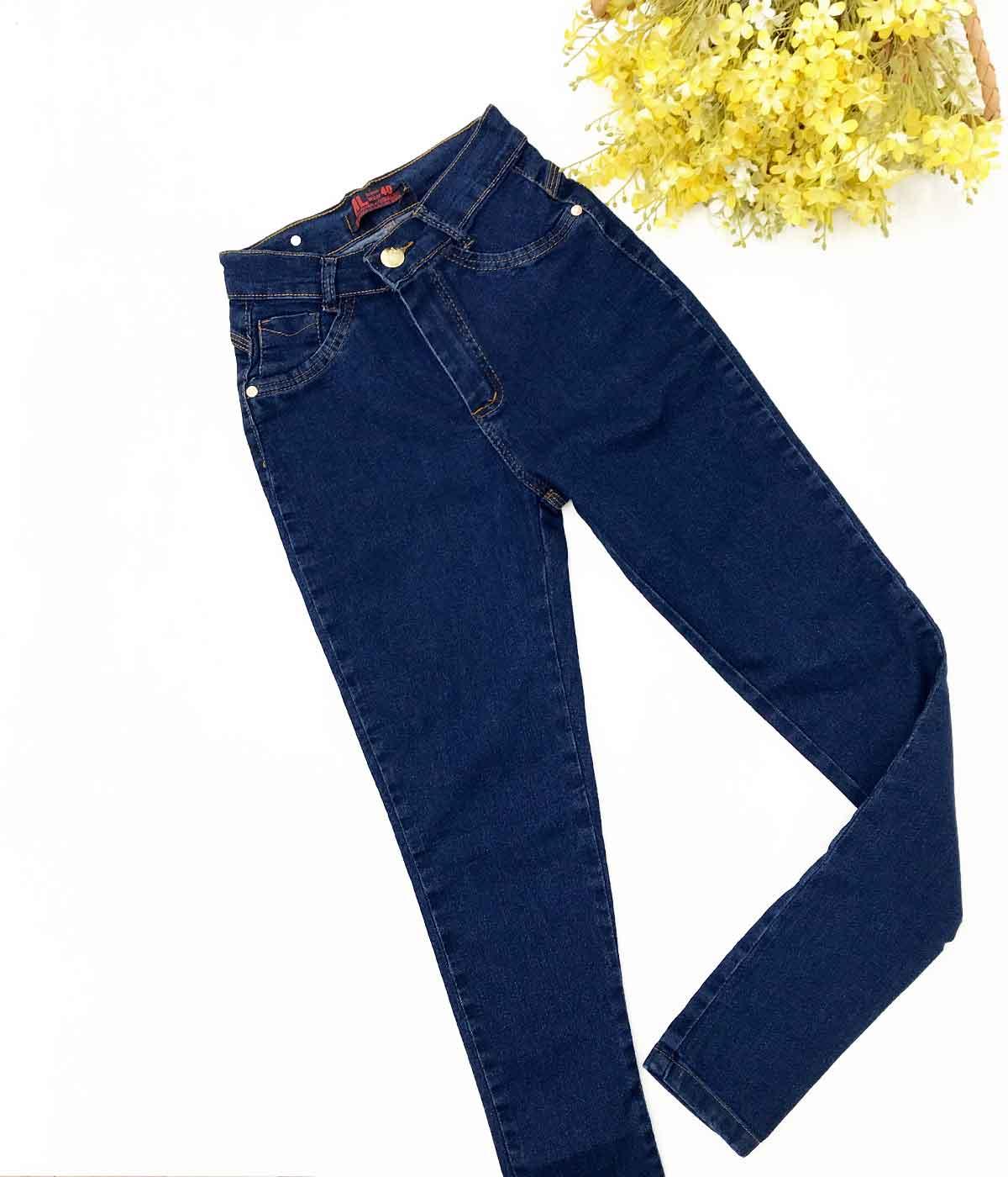 Calça Jeans Super Elastano