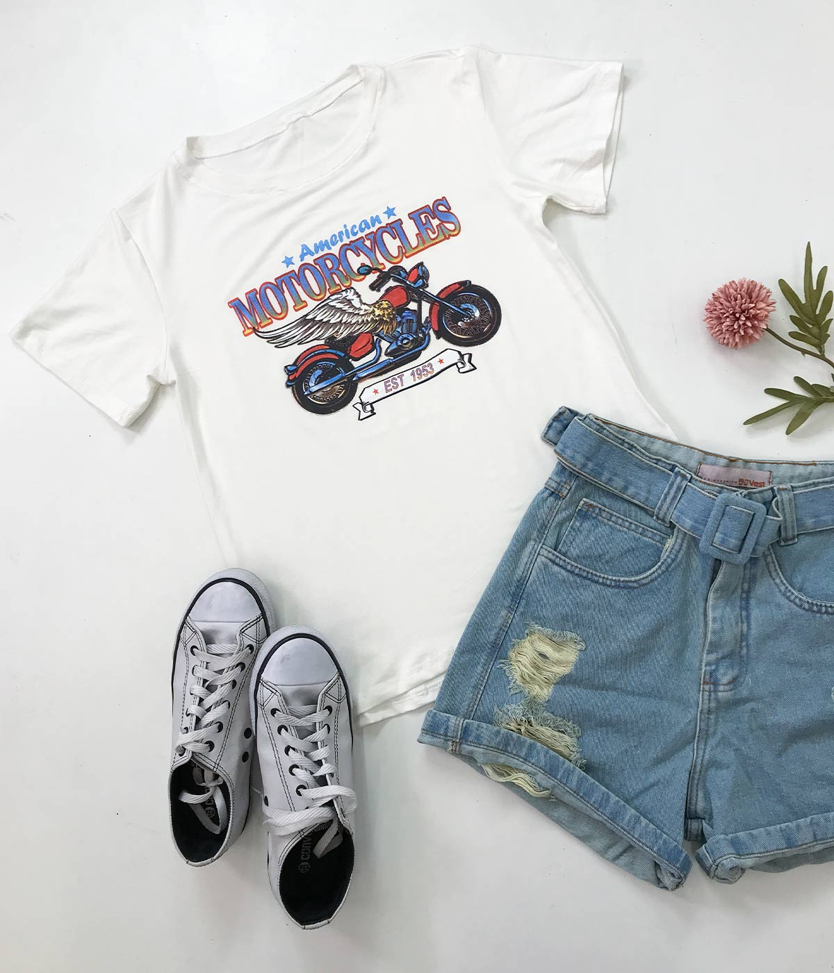 T-Shirt Asas Off White