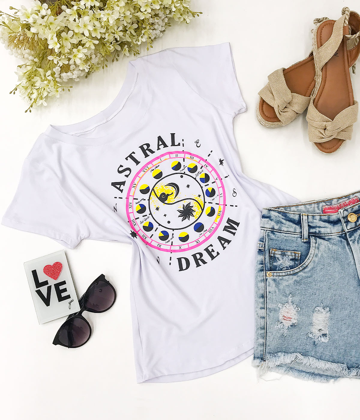 T-Shirt Astral