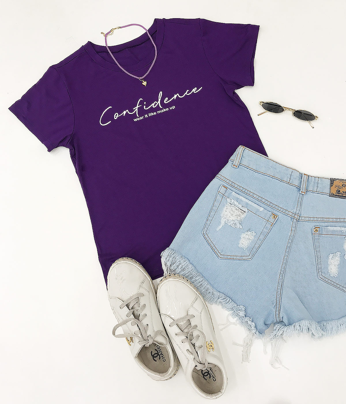T-Shirt Confidence