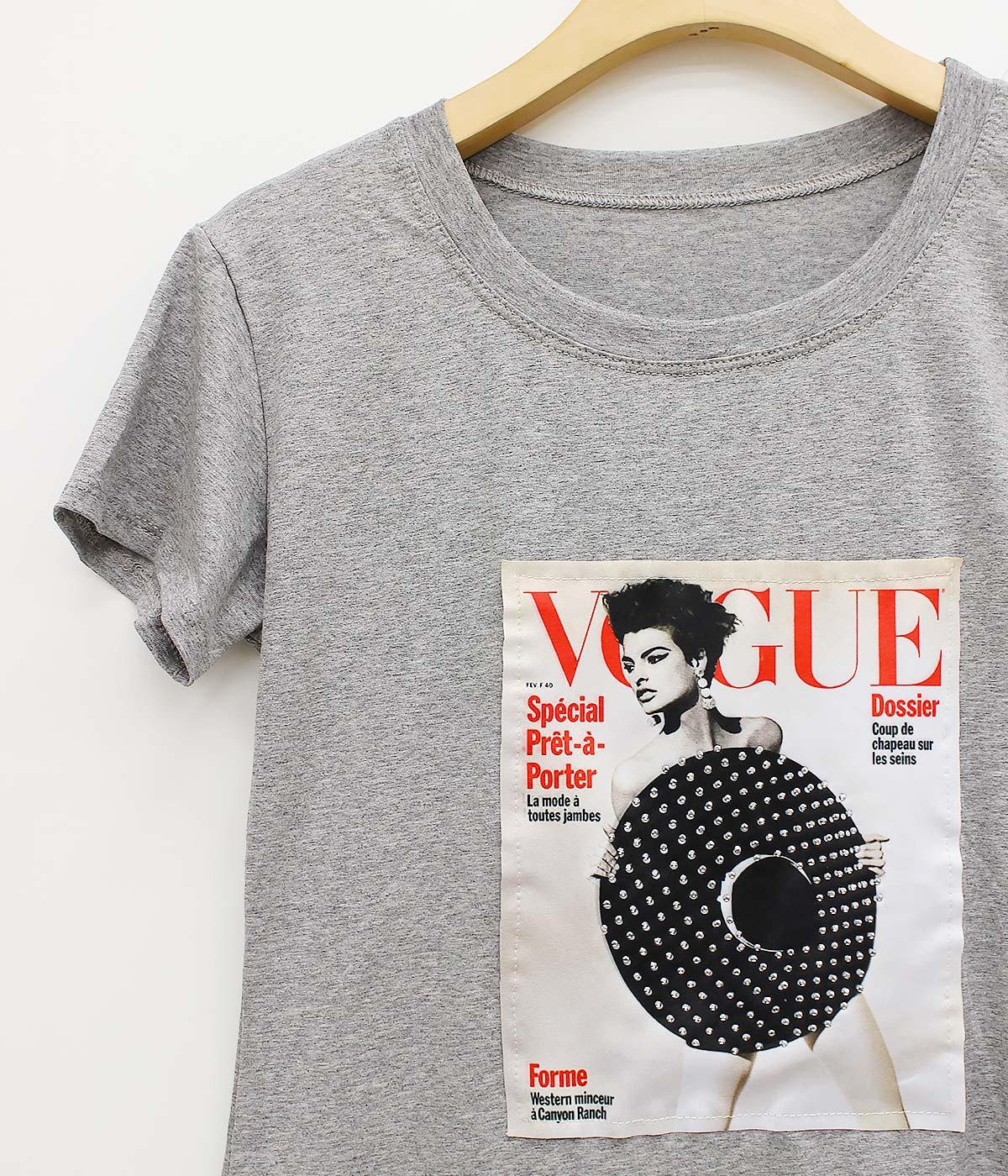 T-Shirt Léia