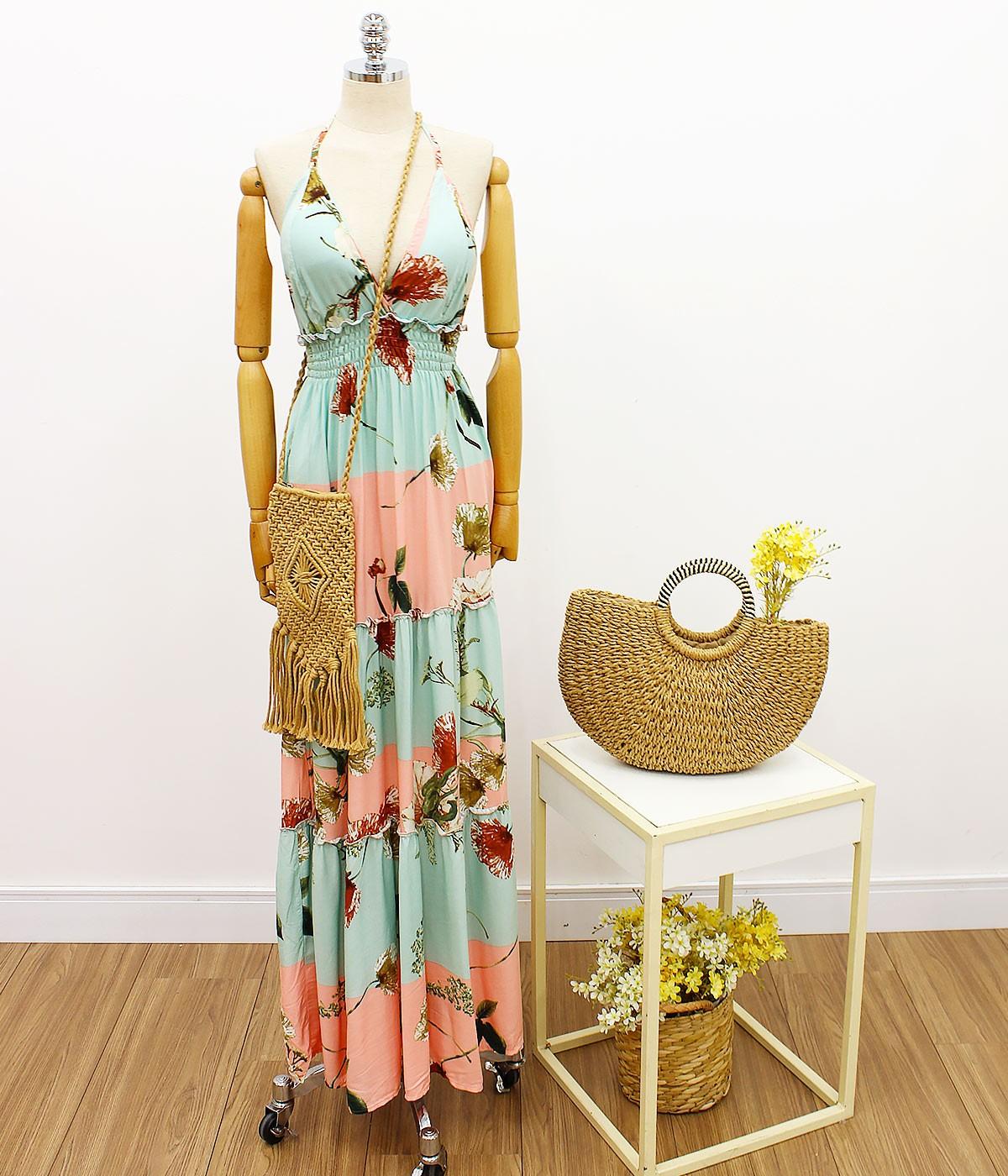 Vestido Aghata