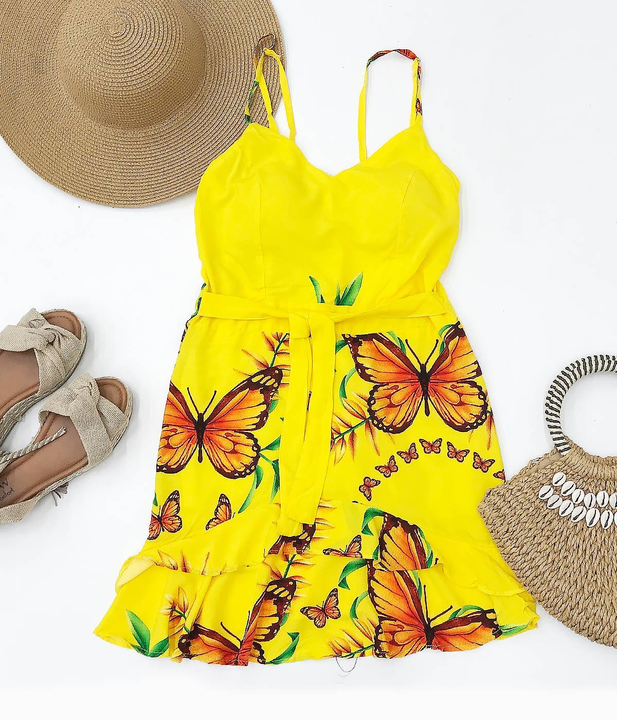 Vestido Caribe