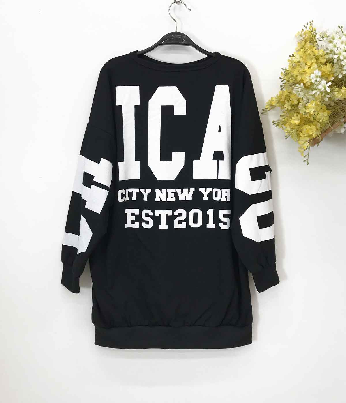 Blusão New York
