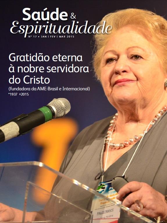 Revista Saúde & Espiritualidade - número 17  - AME-BRASIL