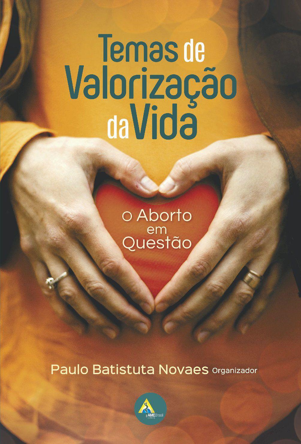 Livro Valorização da vida