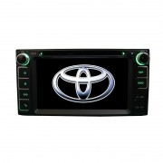 Central Multimídia Hilux Sw4 SR  2012 13 14  15 GPS Tv USB Sd BT Camera Espelhamento