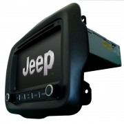 Central Multimidia Jeep Renegade basico  PCD Tv Gps Usb Sd Camera Espelhamento