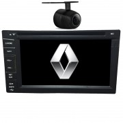 Central Multimidia Renault Megane TV Digital GPS Usb Camera Espelhamento