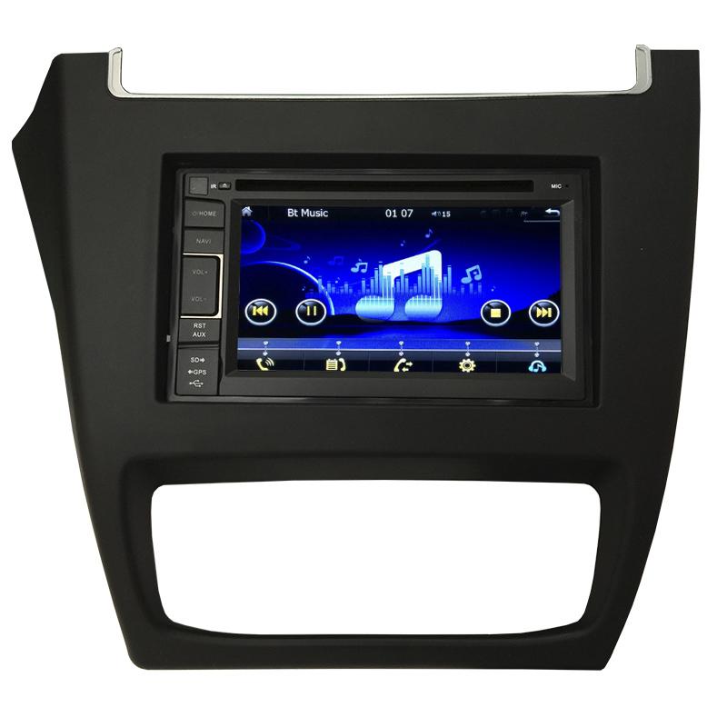 Central Multimidia Fox 2013 a 2014 GPS TV Camera USB Sd BT Espelhamento  - MARGI PARTS