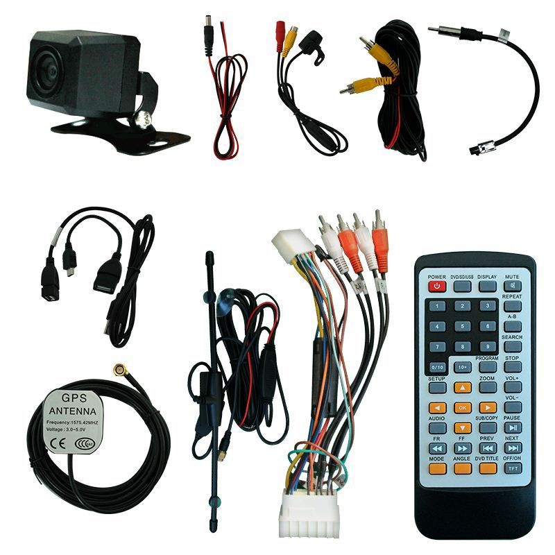 Central Multimidia Vera Cruz Tv GPS Usb Sd Espelhamento Camera Re Bluetooth  - MARGI PARTS
