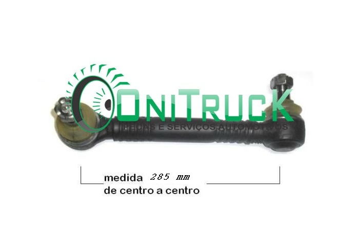 Tirante Traseiro Esquerdo Ônibus Mercedes OH 1628  - Onitruck